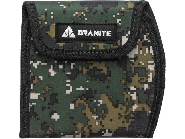 Granite Pita Pedal Cover Large, green camo